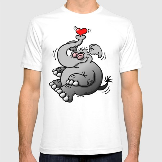 Fly me to the Moon Elephant T-shirt