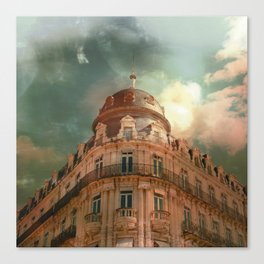 Montpellier  - France Canvas Print