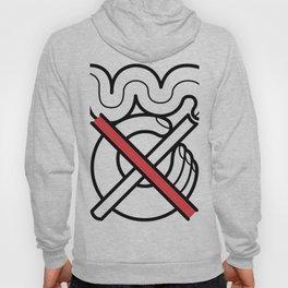 No Fumar/No Smoking Hoody