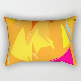 Fish Thirst Rectangular Pillow