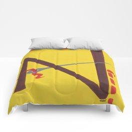 N is for Needle Comforters