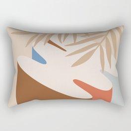 Tropical Breeze 01 Rectangular Pillow