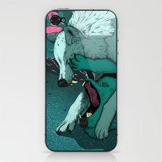 Ballad of the Wolf iPhone & iPod Skin