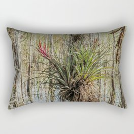 Unexpected Beauty Rectangular Pillow