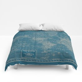 The World According to US Comforters