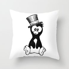 Peter from Monterey Buddies Throw Pillow