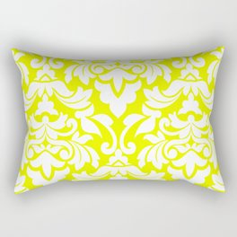 Lemon Fancy Rectangular Pillow