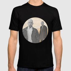 Breaking Bad Black MEDIUM Mens Fitted Tee