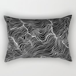 Inverted Viscosity Rectangular Pillow