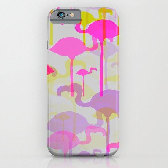 Flamingo Land iPhone & iPod Case