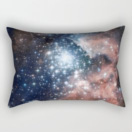 Star cluster Rectangular Pillow