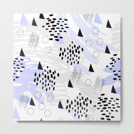 Abstract # Metal Print
