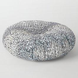 Hidden 3D Floor Pillow