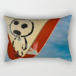 Small soul Rectangular Pillow