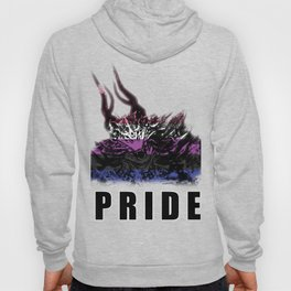 Genderfluid Pride Demon Hoody