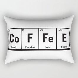 c.o.f.f.e.e Rectangular Pillow