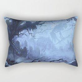 Morguewood Rectangular Pillow