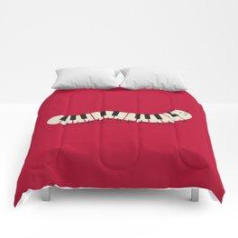 Caterpiano Comforters