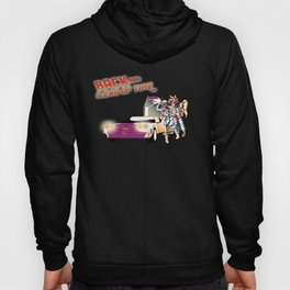 Back to the End of Time Hoody