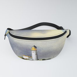 Turnberry Golf Course Scotland 10th Green Fanny Pack