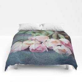 Beautiful Tulips Comforters