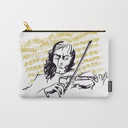 Paganini (3) Carry-All Pouch