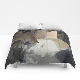 Glitch 4 Comforters
