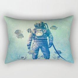 Deep Sea Garden  Rectangular Pillow
