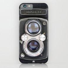 Vintage Camera Yashica 44 iPhone 6 Slim Case