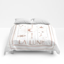 La Lune or The Moon White Edition Comforters
