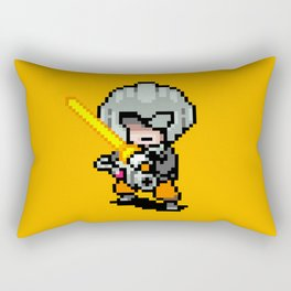 The Masked Man - Mother 3 Rectangular Pillow