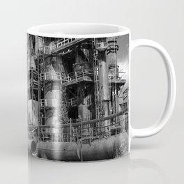Bethlehem Steel Blast Furnace 9 Coffee Mug