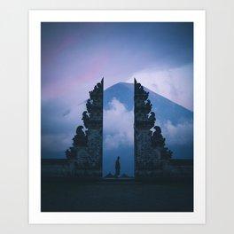 BALI, INDONESIA 2 Art Print