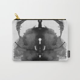 Form Ink Blot No. 12 Carry-All Pouch