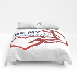 Be Mine? Comforters