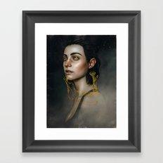 Deadly pt. II Framed Art Print