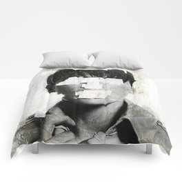 Faceless | number 02 Comforters