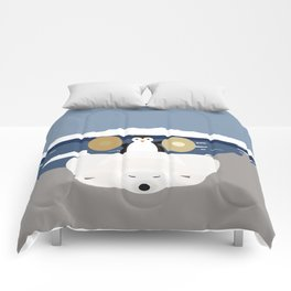 Time to get up Comforters