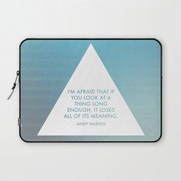 Shapes & Colors Laptop Sleeve