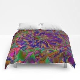 "Extreme Dahlia ""April Dawn"" Comforters"