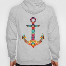 Decorative Anchor Hoody