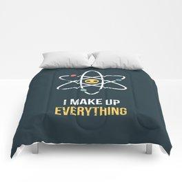 Never Trust an Atom Comforters