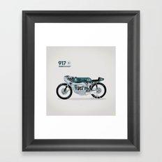 PRINT Nº007 Framed Art Print