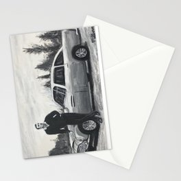 Mr. Connery w/ The DB5  Stationery Cards