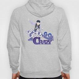 Yuzuru Hanyu Let's go Crazy Hoody
