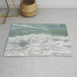 Loving the Waves number 2 Rug