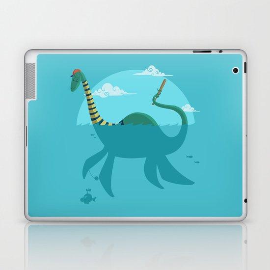"Loch""Ness"" Monster Laptop & iPad Skin"