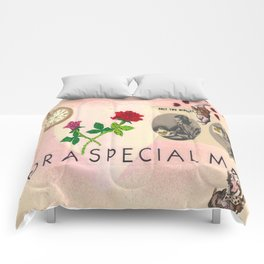For A Special Mad Man Comforters