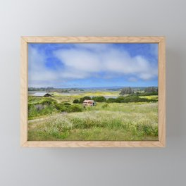 Clearing Sky Framed Mini Art Print