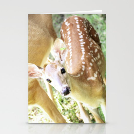 Spotted at the Zoo Stationery Cards